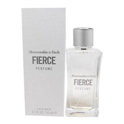 ABERCROMBIE & FITCH FIERCE PERFUME for WOMEN 1.6/1.7 oz (50 ml) EDP Spray SEALED