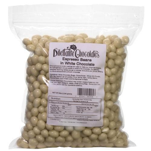 Dilettante Chocolate Covered Espresso Beans