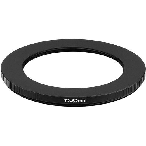 Sensei 72-52mm Step-Down Ring