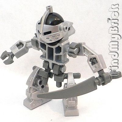C413 Lego Halloween Knight Statue Peeves Custom Ghost Undead Minifigure NEW