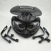 Motorcycle Headlight Fairing