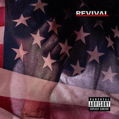 Eminem   Revival  Cd Used Like New  Explicit Version