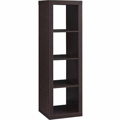Cube Better Homes & Gardens 4 Organizer Storage Multiple Colors Square Bookcase