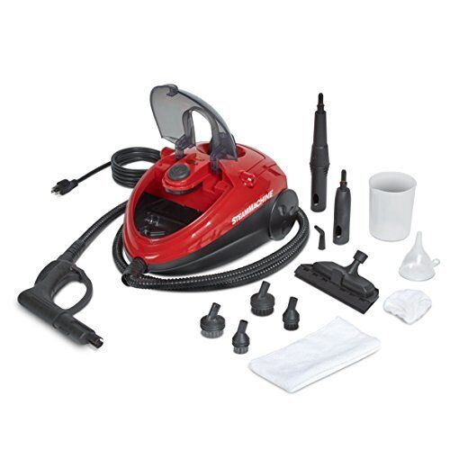 Steam Cleaner for Vehicles Car Carpet Stains Mattresses Leather or Cloth Seats