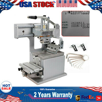 Pad Printing Machine Manual Pad Printer Pad Printing Kit Logo Diy Opened Ink Cup