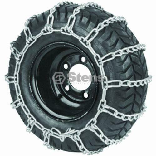 lawn tractor tire chains ebay