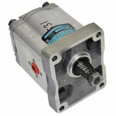 Hydraulic Pump - Dynamatic Compatible With Case 1490 1594 1410 David Brown 1412