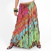 Plus Size Boho Skirt