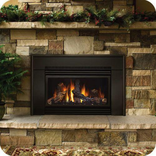 Napoleon Direct Vent Gas Fireplace Ebay