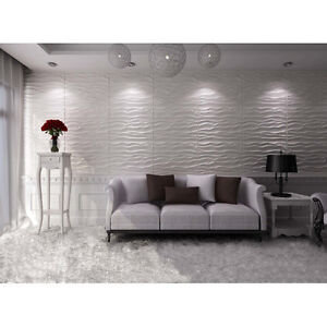 3D Wall Panels From $3/Sq.ft