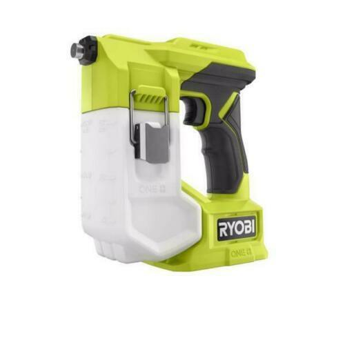 New Ryobi PSP01B ONE+ 18V Cordless Handheld Sprayer (Tool Only)
