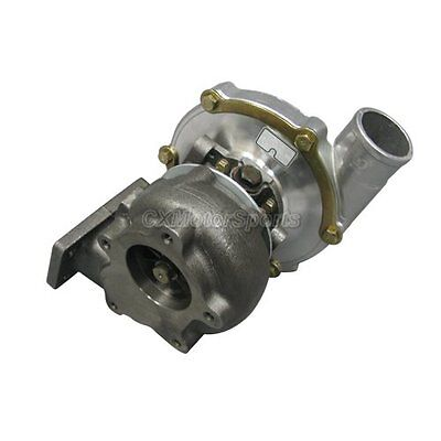 CXRacing Ceramic Ball Bearing T3 T04E Turbo Charger .50 .63 A/R 5 Bolt 350+ HP for sale  Temple City