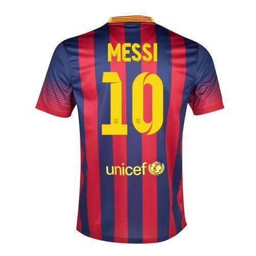 52a5042bd Barcelona Home Shirt