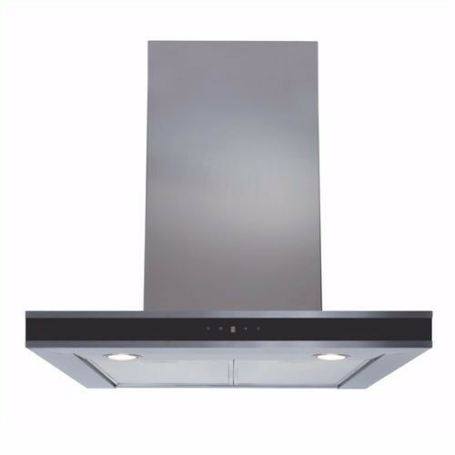 CDA 60cm Linear Touch Control Cooker Hood In