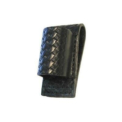 Boston Leather 5559ps-3 Black Basket Weave Stinger Poly Xt Led Holder