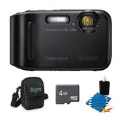 Sony Cyber-shot 16.1 MP Digital Camera