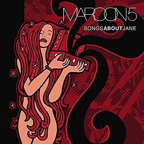 MAROON 5-SONGS ABOUT JANE (OGV)  VINYL LP NEW
