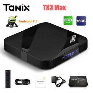 Tanix TX3 Max 4K TV Box 2G 16G Android 7.1 Amlogic S905W BT4.1 Doveton Casey Area Preview