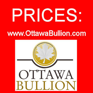 Selling Gold Bullion Gold Coins. Gold Bars. Gold Maples RCM Cornwall Ontario image 3