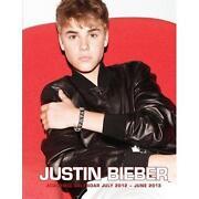 Justin Bieber Calendar