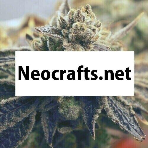Neocrafts.net Premium Cannabis, Marijuana, Seed, Edible, Hemp Domain Name - $25.00