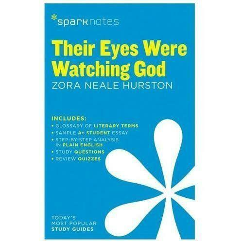 an analysis of janies speeches in their eyes were watching god by zora neale hurston