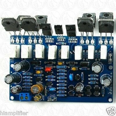 Assembled L20 Audio Power Amplifier Board x 2pcs 350W+350W Best for Amp