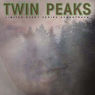 Twin Peaks  Limited Event Series Soundtrack    Self Titled   Double Lp Vinyl