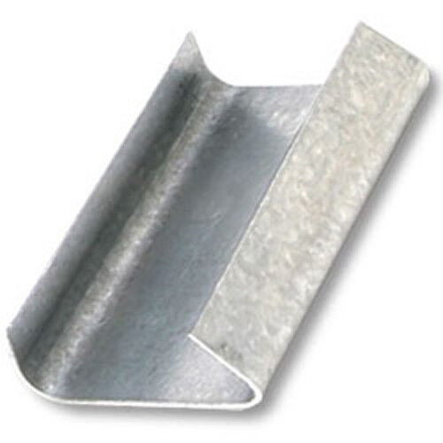 "Snap Seals for 5/8"" Steel Strapping (Pack of 1000 seals)"