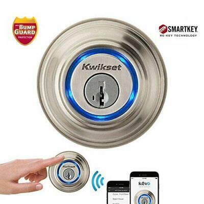 Kwikset Kevo 99250-002 Touch-to-Open Bluetooth Smart Lock -