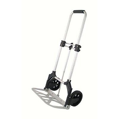 110KG FOLDING TROLLEY SACK TRUCK LIFTING PICKING WAREHOUSE FOLDABLE ALUMINIUM