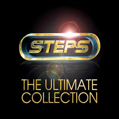Steps - The Ultimate Collection [New & Sealed] CD