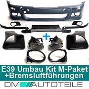 BMW E39 M5 Stoßstange