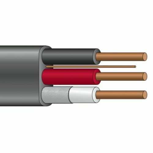 10/3 Uf-b With Ground Copper Underground Feeder Cable 600v Lengths 50
