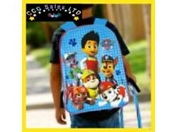Official Paw Patrol Character Ex-Large School Backpack