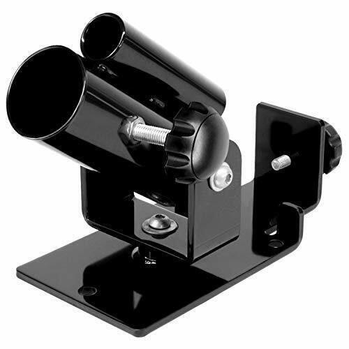 "Deluxe T-Bar Row Platform – Full 360° Swivel & Easy to Install – Fits 1"" Standa"