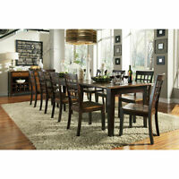 Dining Set with 10 chairs