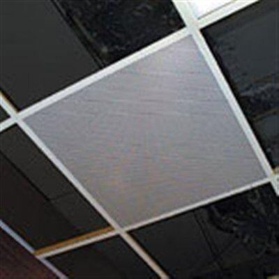 Valcom V-9028 Lay-in Ceiling Speaker W/ Backbox 2' X 2 (v9028)