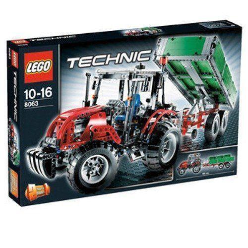 lego tractor ebay. Black Bedroom Furniture Sets. Home Design Ideas