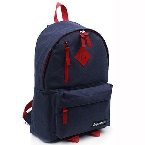 e6582b6f99 Supreme Black Backpack