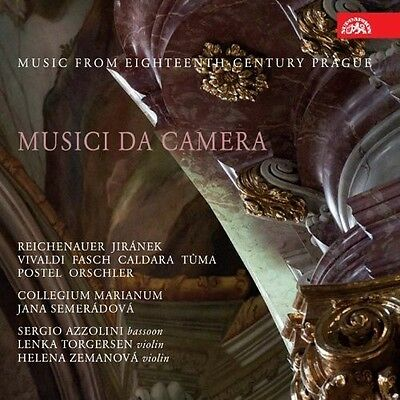 Collegium Marianum   Musici Da Camera  New Cd