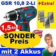 Bosch GSR 10 8