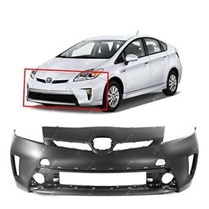 2012 - 2015 TOYOTA PRIUS FRONT BUMPER TO1000394 5211947934
