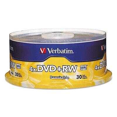 Verbatim DVD+RW Discs - 94834