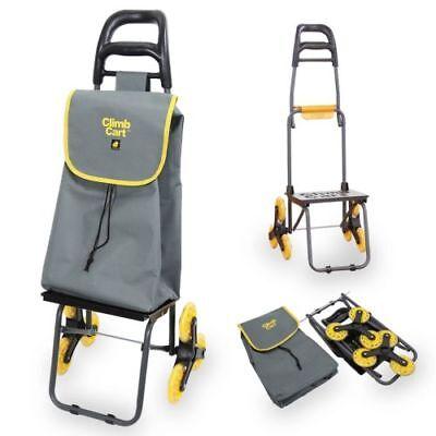 Deluxe Climb Cart™ with Jumbo Carrying Bag
