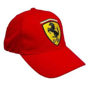 10ae74feb23 Ferrari F1 Cap