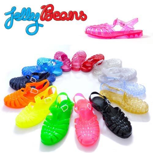 Jelly Bean Girls Sandals - Assorted Sizes & Colours - Locate
