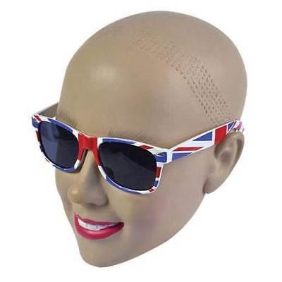 Union Jack Sonnenbrille, Kostüm Zubehör