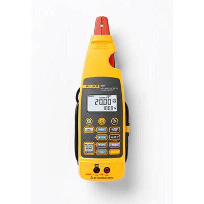 Fluke 772 Milliamp Process Clamp Meter With Loop Power 4-20 Ma