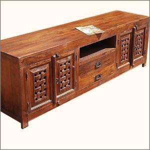 Wood Tv Stand Ebay
